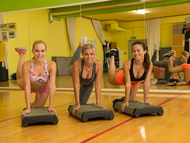Gymnastik Und Aerobic Fitcom 2190 All Inclusive Fitnesscenter